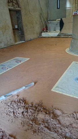pavimenti a basso spessore