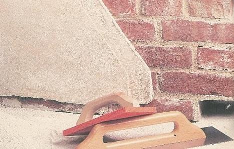 Isolante termico in calce